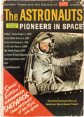 Explorers:Space Exploration, Mercury Seven: Vintage The Astronauts Pioneers in Space Book Signed by Grissom, Glenn, Cooper, and Carpenter, with...
