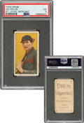 Baseball Cards:Singles (Pre-1930), 1909-11 T206 Drum Vic Willis (With Bat) PSA VG 3 - Only Five Confirmed Examples! ...