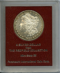 1879-S $1 Morgan Dollar MS65 Paramount Uncertified. Mintage 9,110,000....(PCGS# 7092)