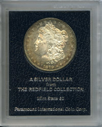 1879-S $1 Morgan Dollar MS60 Paramount Uncertified. Mintage 9,110,000....(PCGS# 7092)