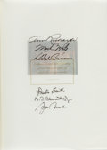 Books:Signed Editions, George W. Bush Signed Limited Edition of The Capitol of Texas....