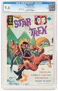 Bronze Age (1970-1979):Science Fiction, Star Trek #27 File Copy (Gold Key, 1974) CGC NM+ 9.6 Off-white to white pages....