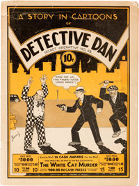 Detective Dan, Secret Operative No. 48 #nn (Norman W. Marsh, 1933) Condition: GD/VG