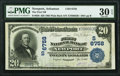 National Bank Notes:Arkansas, Newport, AR - $20 1902 Plain Back Fr. 650 The First National Bank Ch. # (S)6758 PMG Very Fine 30 EPQ.. ...