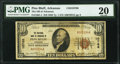 National Bank Notes:Arkansas, Pine Bluff, AR - $10 1929 Ty. 1 The National Bank of Arkansas at Pine Bluff Ch. # 10768 PMG Very Fine 20.. ...