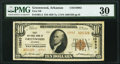 National Bank Notes:Arkansas, Greenwood, AR - $10 1929 Ty. 2 First National Bank Ch. # 10983 PMG Very Fine 30.. ...