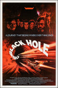 "Movie Posters:Science Fiction, The Black Hole (Buena Vista, 1979). Folded, Very Fine+. International One Sheet (27"" X 41"") & Handbills (9) (8.75"" X 14""). S... (Total: 10 Items)"