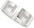 Estate Jewelry:Bracelets, Diamond, White Gold Bracelet, Francesca Amfitheatrof for Tiffany & Co.. ...