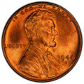1944-D/S 1C Overpunched Mintmark, FS-512, MS65+ Red PCGS. (FS-021). PCGS Population: (700/3440 and 1/116+). NGC Census:...