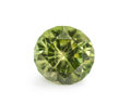 Gems:Faceted, Gemstone: Diopside - 1.32 Cts.. Canada. 6.89 x 4.48 mm. ...