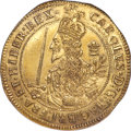 Great Britain, Great Britain: Charles I gold Triple Unite 1644 MS62+ NGC,...