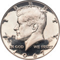 SMS Kennedy Half Dollars, 1967 50C SMS MS68 Ultra Cameo NGC....
