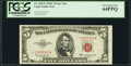Small Size:Legal Tender Notes, Fr. 1535* $5 1953C Legal Tender Star Note. PCGS Very Choice New 64PPQ.. ...