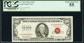 Small Size:Legal Tender Notes, Fr. 1551 $100 1966A Legal Tender Note. PCGS Choice About New 55.. ...