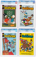 Modern Age (1980-Present):Cartoon Character, Uncle Scrooge #184-190 CGC-Graded Group (Whitman, 1981).... (Total: 7 Comic Books)