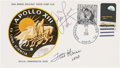 Explorers:Space Exploration, Apollo 13: Thirtieth Anniversary Limited Edition, #67/192, Commemorative Cover Signed by Fred Haise and James Lovell, Origina...