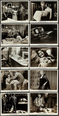 """Movie Posters:Horror, Daughter of Dr. Jekyll (Allied Artists, R-1965). Very Fine-. Photos (19) (8"""" X 10""""). Horror.. ... (Total: 19 Items)"""