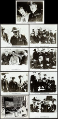 """Movie Posters:Documentary, The Finest Hours (Columbia, 1964). Fine+. Photos (23) (8"""" X 10""""). Documentary.. ... (Total: 23 Items)"""