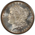 1898-O $1 MS66 Deep Mirror Prooflike PCGS. PCGS Population: (49/3 and 2/0+). NGC Census: (10/2 and 0/0+). CDN: $3,000 Wh...