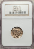 Buffalo Nickels: , 1926 5C MS65 NGC. NGC Census: (553/183). PCGS Population: (1162/544). CDN: $130 Whsle. Bid for NGC/PCGS MS65. Mintage 44,69...