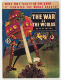 Magazines:Science-Fiction, The War of the Worlds #nn (Dell, 1938) Condition: FN/VF....