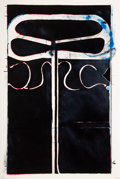 Prints & Multiples, Richard Diebenkorn (1922-1993). Untitled (Club/Spade Group '81-82), from Eight by Eight to Celebrate the Temporary Con...
