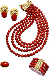 Diamond, Gold, Red Coral Suite, Tallarico ... (Total: 4)