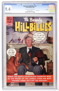Beverly Hillbillies #11 - File Copy (Dell, 1965) CGC NM 9.4 Off-white to white pages
