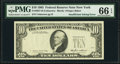 Error Notes:Missing Third Printing, Missing Third Printing Error Fr. 2027-B $10 1985 Federal Reserve Note. PMG Gem Uncirculated 66 EPQ.. ...
