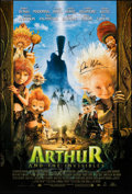 """Movie Posters:Animation, Arthur and the Invisibles (MGM, 2006). Rolled, Very Fine+. Autographed One Sheet & One Sheet (27"""" X 40"""") DS Regular and SS A... (Total: 2 Items)"""