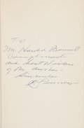 Books:Signed Editions, J.C. Penney Signed Autobiography View From the Ninth Decade: Jottings from a Merchant's Daybook....