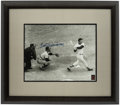 Autographs:Photos, Ted Williams Signed Photograph. Offered is an ove...