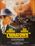 "Movie Posters:Mystery, Chinatown (Paramount, R-1990). Folded, Very Fine+. French Grande (46"" X 61.75""). Mystery.. ..."