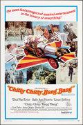 "Movie Posters:Fantasy, Chitty Chitty Bang Bang (United Artists, 1969). Folded, Very Fine+. One Sheet (27"" X 41"") Style B. Fantasy.. ..."