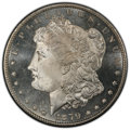 1879-S $1 MS66+ PCGS. PCGS Population: (7917/1774 and 333/186+). NGC Census: (7421/2184 and 170/63+). CDN: $175 Whsle. B...