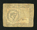 Colonial Notes:Continental Congress Issues, Continental Currency September 26, 1778 $8 Fine. The edges are nicefor the grade....