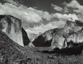 Photographs, Ansel Adams (American, 1902-1984). Valley View, Yosemite National Park, California, 1936. Gelatin silver, printed later ...