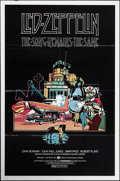 """Movie Posters:Rock and Roll, The Song Remains the Same & Other Lot (Warner Bros., 1976). Folded, Overall: Very Fine. One Sheet (27"""" X 41"""") & Insert (14"""" ... (Total: 2 Items)"""
