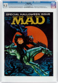 Magazines:Mad, MAD #59 (EC, 1960) CGC NM- 9.2 Off-white to white pages....