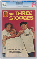 Silver Age (1956-1969):Humor, Three Stooges #6 File Copy (Dell, 1961) CGC NM- 9.2 Off-white to white pages....