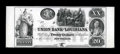 Obsoletes By State:Louisiana, New Orleans, LA- Union Bank of Louisiana $20 G6a Special Proof. ...