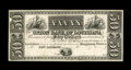 Obsoletes By State:Louisiana, New Orleans, LA- Union Bank of Louisiana $50 G14 Proof. ...