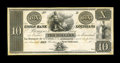 Obsoletes By State:Louisiana, New Orleans, LA- Union Bank of Louisiana $10 G10 Proof. ...
