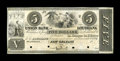 Obsoletes By State:Louisiana, New Orleans, LA- Union Bank of Louisiana $5 G8 Proof. ...