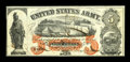 Obsoletes By State:Indiana, Camp of the 36th IV, IN- George Davidson, Sutler 5¢ Keller IN-SA005. ...