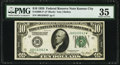 Small Size:Federal Reserve Notes, Fr. 2000-J* $10 1928 Federal Reserve Star Note. PMG Choice Very Fine 35.. ...