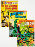 Silver Age (1956-1969):Miscellaneous, Silver and Bronze Age Comics Box Lot (Various Publishers, 1960s-70s) Condition: Average GD/VG....