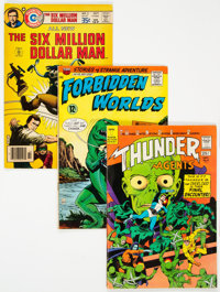 Silver and Bronze Age Comics Box Lot (Various Publishers, 1960s-70s) Condition: Average GD/VG
