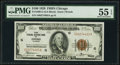 Small Size:Federal Reserve Bank Notes, Fr. 1890-G $100 1929 Federal Reserve Bank Note. PMG About Uncirculated 55 EPQ.. ...