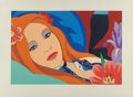 Prints & Multiples, Various Artists . Metropolitan Opera Fine Art Collection II (six works), 1984. Lithographs in colors on Inomachi Nacre p...